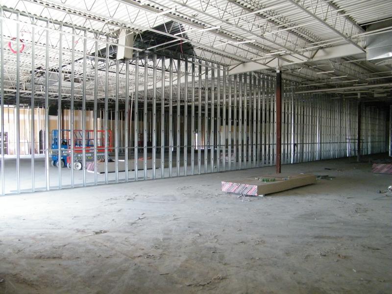 Curtainwall Framing