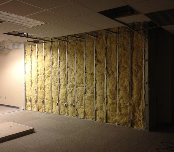 Insulation – office cnl