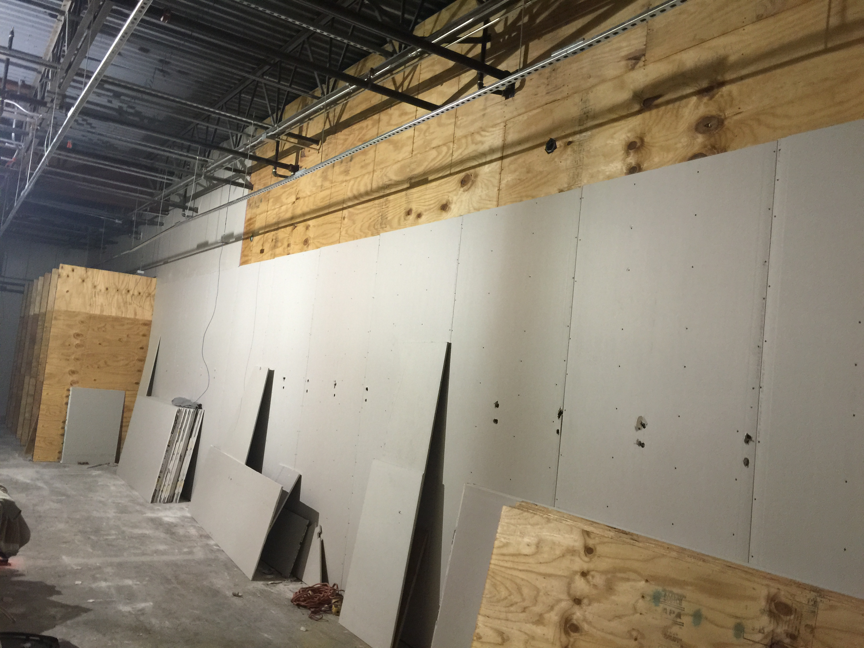 Dry Wall 2016 12